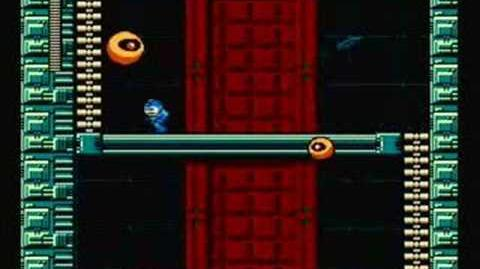 Mega Man 9 - Galaxy Man Stage