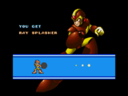 Obtencion ray splasher