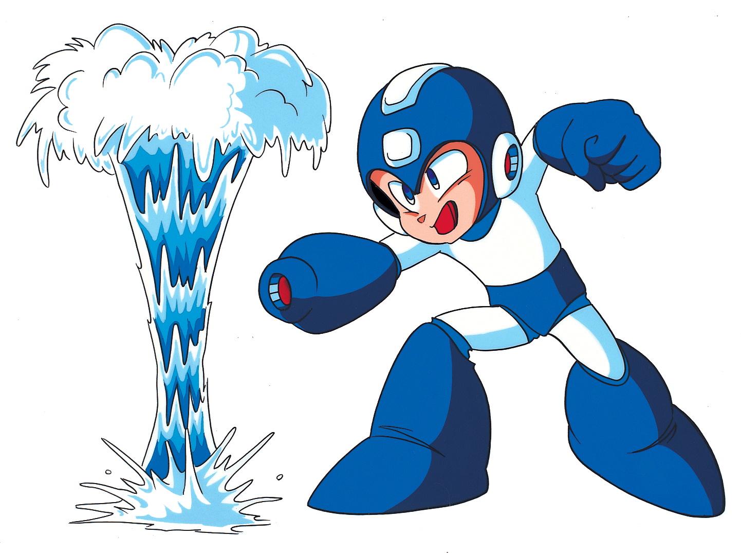 Water wave mega man hq fandom powered by wikia - Megaman wikia ...