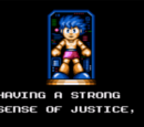 Guión de Mega Man (Game Gear)