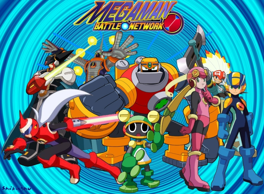 Mega man battle network saga mega man hq fandom - Megaman wikia ...