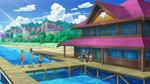 Gimnasio Pokémon de Humilau/Marga