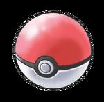 Ilustración de la Poké Ball