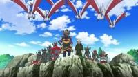 EP902 Ninjas y sus Pokémon