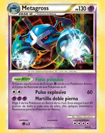 Carta de Metagross