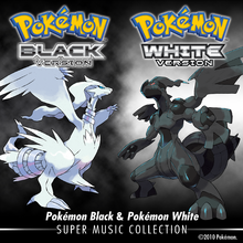 Pokémon Black & Pokémon White - Super Music Collection