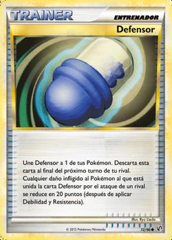 Carta Defensor