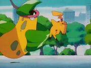 EP124 Victreebel de james usando doble filo.jpg