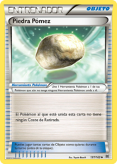 Piedra Pómez (TURBOimpulso TCG)