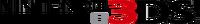 Logo de la Nintendo 3DS.