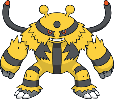 Archivo:Electivire (dream world).png