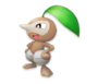 Nuzleaf Pokémon Mundo Megamisterioso.png
