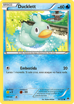 Ducklett (TURBOlímite TCG)