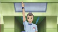 EP752 Árbitro Pokémon