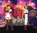 Lema del Team/Equipo Rocket