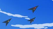 EP664 Escape Equipo Rocket