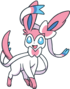 Sylveon (dream world).png