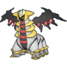 Giratina modificada XY