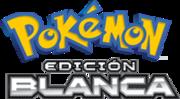 Logo de Pokémon Edición Blanca