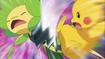 EP685 Leavanny vs. Pikachu.png