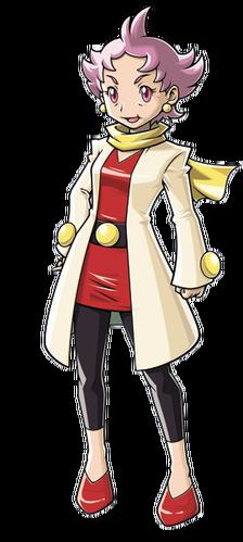 """Visona en <a href=""""/wiki/Pok%C3%A9mon_Ranger:_Trazos_de_Luz"""" title=""""Pokémon Ranger: Trazos de Luz"""" class=""""mw-redirect"""">Pokémon Ranger: Trazos de Luz</a>"""