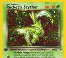 Rocket's Scyther (Gym Heroes TCG)