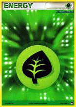 Energía planta (EX Power Keepers TCG)