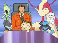 Archivo:EP561 Meowth imaginándose como parte de la colección de Pokémon raros de Giovanni.png