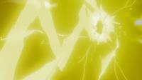 EP900 Pikachu usando rayo