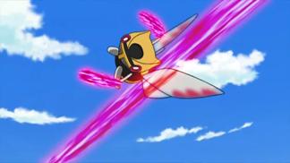 Archivo:EP656 Ninjask de Polo usando cortefuria.png