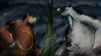 EP796 Ursaring vs Beartic