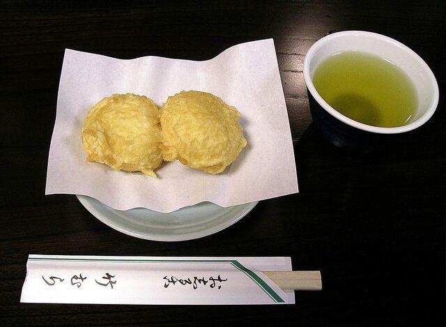 Archivo:Manjū frito.jpg
