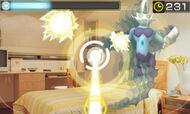 RAdar Pokémon - Disparando a Thundurus