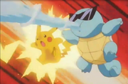 EP149 Pikachu y Squirtle atacando.png