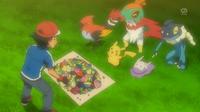 EP863 Pokémon de Ash