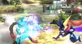 Mega-Lucario usando palmeo SSB4 Wii U.png