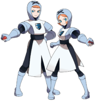 Nb personajes plasma team