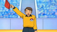 EP658 Árbitro Pokémon de la conferencia Lirio del Valle