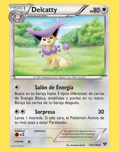 Carta de Delcatty