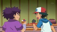 EP796 Ash y Yukiya