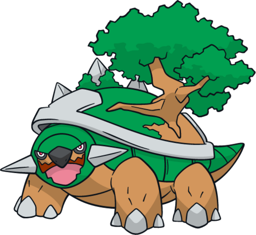 Archivo:Torterra (dream world).png
