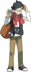 Turista chico XY
