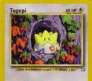 Togepi (Neo Genesis TCG)