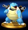 Trofeo de Blastoise SSB4 Wii U.png