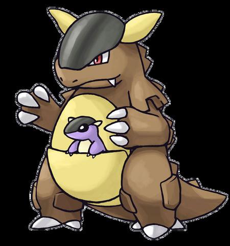 Archivo:Kangaskhan en Pokémon Mundo Misterioso.png