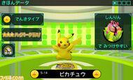 Pikachu Pokémon Tretta Lab
