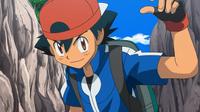 EP807 Ash con la gorra girada