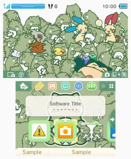 Tema 3DS Pokémon Sustitutos en el Poké Recreo.png