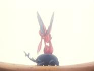 EP142 Masamune usando falsotortazo