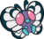 Muñeco Butterfree DW